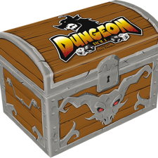Dungeon Roll Dice Game by Tasty Minstrel Games