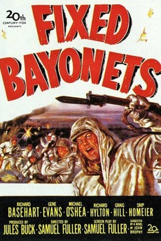 Fixed Bayonets Movie